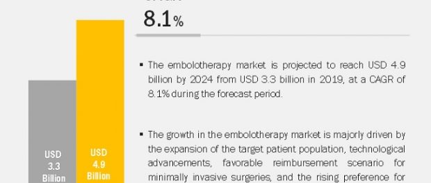Embolotherapy Market
