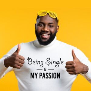 Cre8iveSkill's Being Single Is My Passion