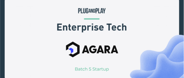 Agara gets selected in the Plug And Play Accelerator Program in the Enterprise Tech Category