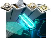 LED Products are Critical Components for UV Sterilization, Oximeters and Other Medical Applications