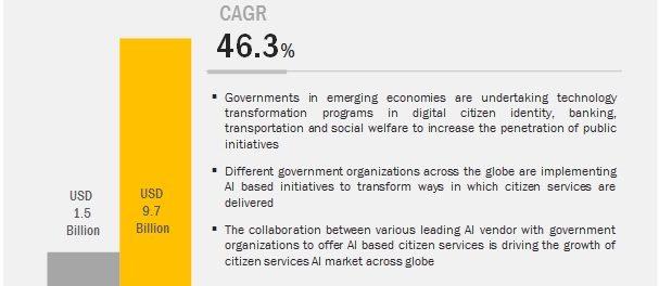 citizen services AI market