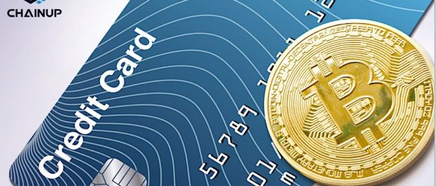 ChainUP's Fiat-to-Crypto Credit Card Services