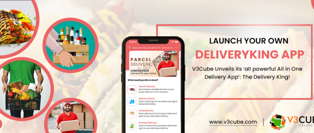Deliveryking app
