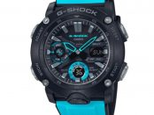 Casio G-Shock Ad Black Resin Watch