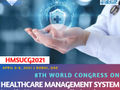 Healthcare Management System Conference_April 6-8, 2021