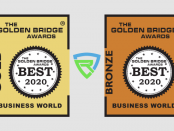 RevBits Recognized with Four Gold and Two Bronze Awards From the 2020 Golden Bridge Awards