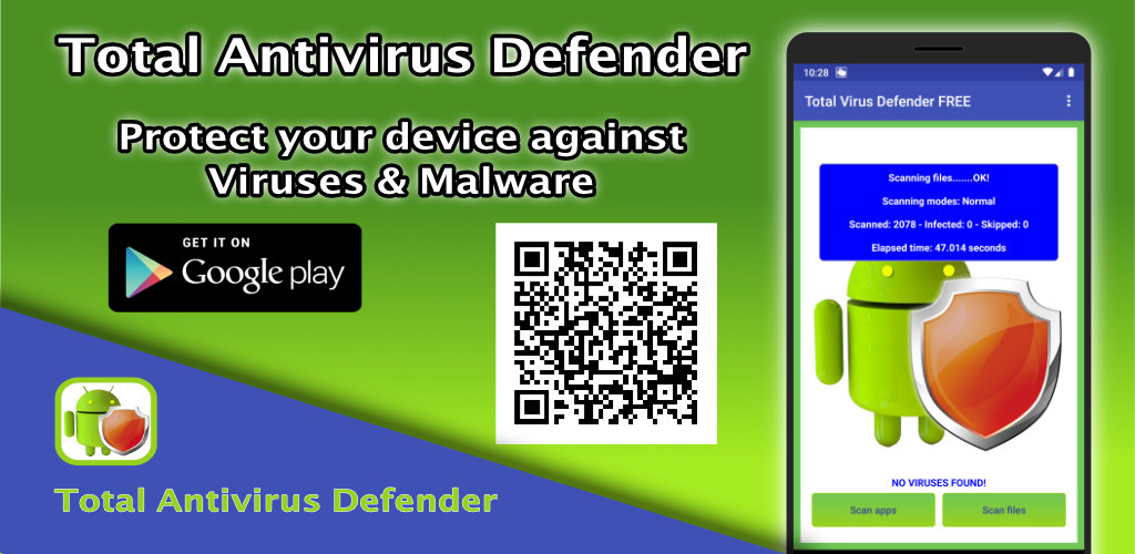 Total Antivirus Defender for Android