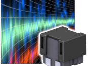 New Vishay Dale Inductor for Class D Amplifiers Offers High Operating Temperatures to +155°C in Compact 2525 Case Size while Delivering Low Distortion and Minimal Cross-Talk