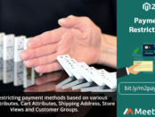 magento 2 payment restriction