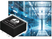 Universal Input AC-DC Power Supply provides 1-5 Watts in Single Output, 3kV Isolation in a small 1in x 1in Package