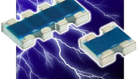New Yorker Electronics to distribute new Vishay Precision Thin Film Chip Resistor Array Series