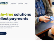 Acumen Connections' new updated website design