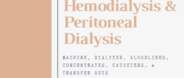 Hemodialysis & Peritoneal Dialysis Market