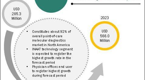 Point of Care Molecular Diagnostics Market