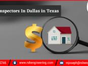 House Inspectors In Dallas in Texas