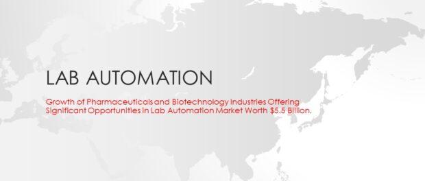 Lab Automation Market