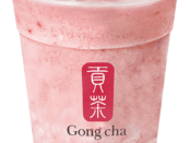 Strawberry Milk Foam Slush