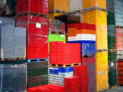 commercial plastic containers