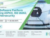 Omnex EV-AV Software Platform including ASPICE, ISO 26262, and Cybersecurity Webinar