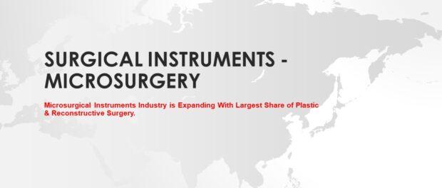 microsurgery instruments market