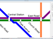 Screenshot LineMap Draw