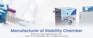 Stability Chamber Kesar Control Gujrat, India