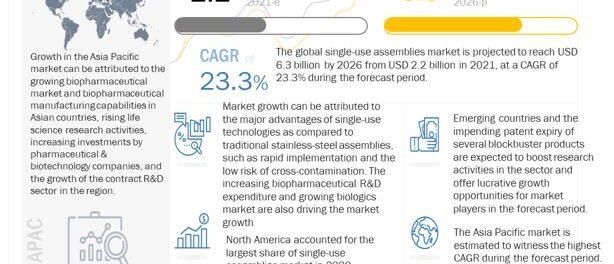 Single-use Assemblies Market